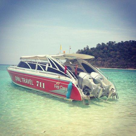 3 tour boats total - Picture of Ko Rok Nok, Ko Lanta - TripAdvisor