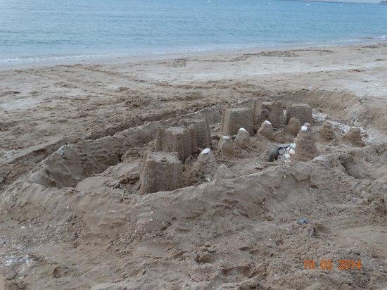 Al Hamra Residence & Village: песочный замок