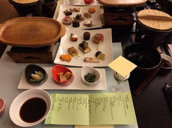 Zao Kokusai Hotel: 夕食