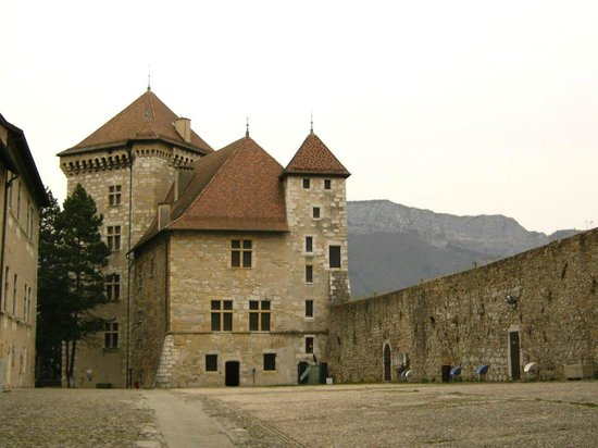 Musee Chateau d'Annecy