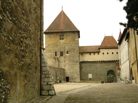 Musée-Château d'Annecy : Castle