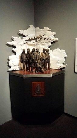 Musée du mémorial de guerre d'Auckland : Bomber command memorial