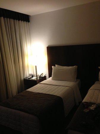 Orla Copacabana Hotel: chambre