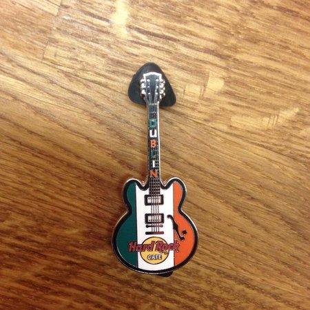Hard Rock Cafe Dublin Pins
