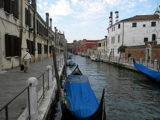 HOTEL OLIMPIA Venice : Ένα καλό και βολικό ξενοδοχείο