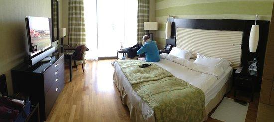 Kempinski Hotel Adriatic Istria Croatia : camera singola