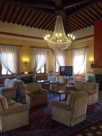 Il Piccolo Castello Hotel: Living room