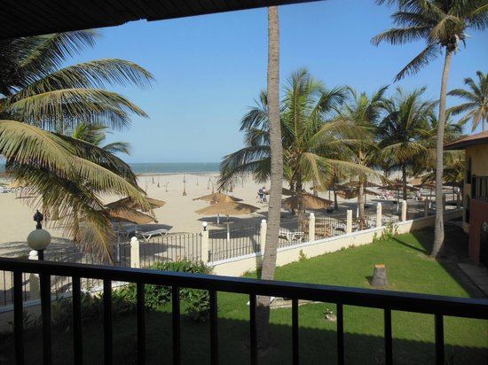 Ocean Bay Hotel & Resort: View from 122 balcony