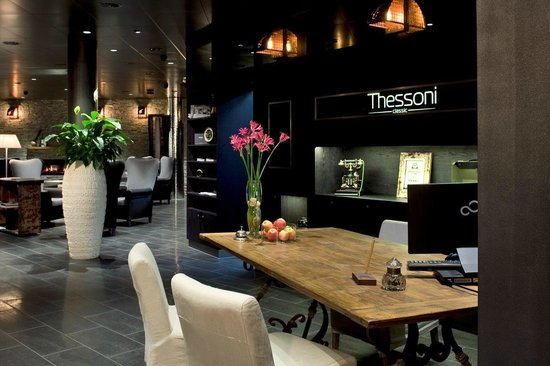 Thessoni Classic Zurich: Front Office