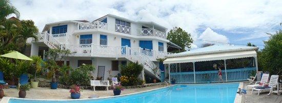 Cap Sud Caraibes : L'hôtel Cap Sud Caraïbes