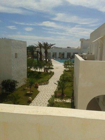 Les jardins de Toumana: piscine