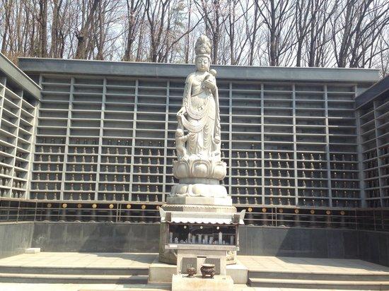 Bukhansan National Park: Buda