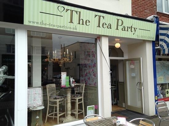 The Tea Party: Welcoming Facade