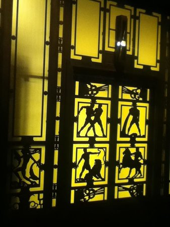 Museum of London : Fabulous 1930s lift