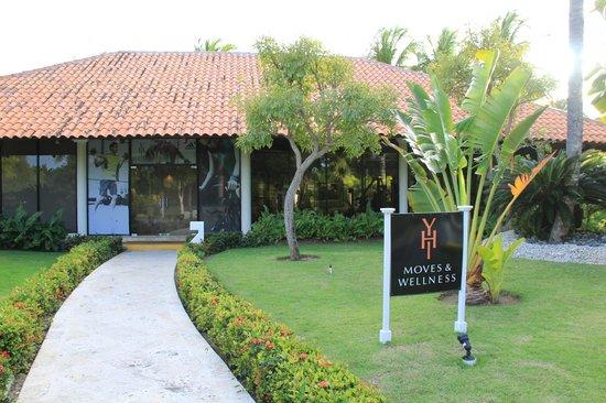 Paradisus Punta Cana Resort: фитнес