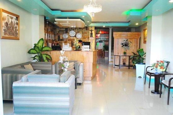 Ipil, الفلبين: Lobby Hotel in Casa Mea
