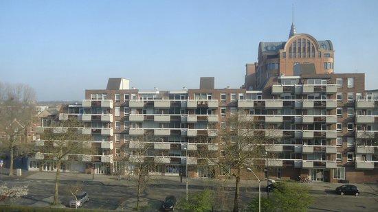 Holiday Inn Eindhoven: Вид из окна