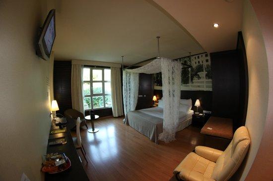 Nastasi Hotel & Spa: Habitación