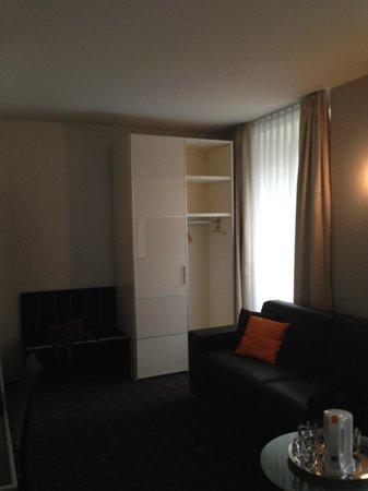 Hotel St. Josef: family room