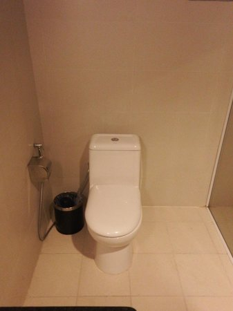 King Grand Suites Boutique Hotel II: Toilet