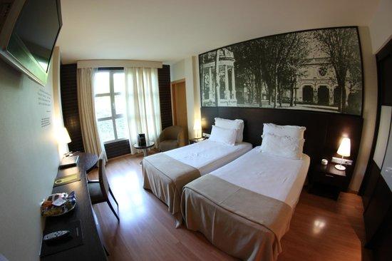 Nastasi Hotel & Spa: Habitación doble