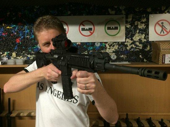 Celeritas Shooting Club : M4A1