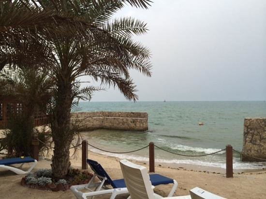 Radisson Blu Hotel, Kuwait: sea view