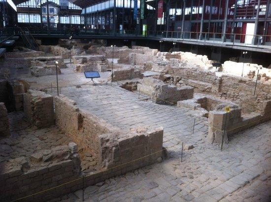 Arty Barcelona: de opgravingen uit de romeinse tijd in Barcelona
