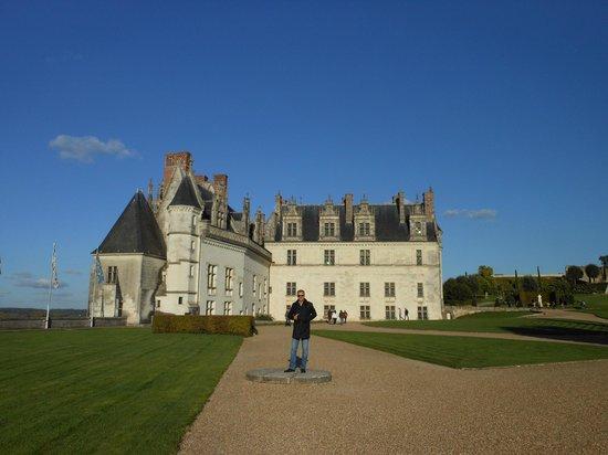 Château d'Amboise : Extérieur