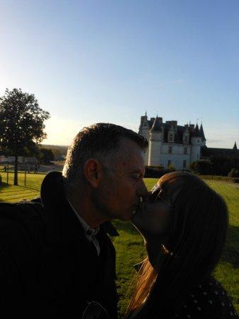 Château d'Amboise : Superbe vue