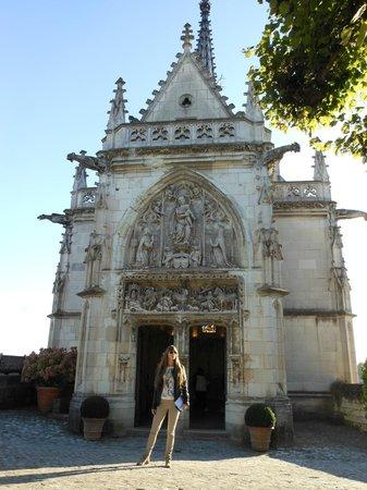 Château d'Amboise : La chapelle