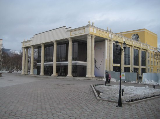 Chekhov Sakhalin International Theatre Center