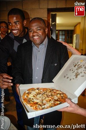 Pico's Restaurant Plettenberg Bay: Locally infamous with everyone in Plett