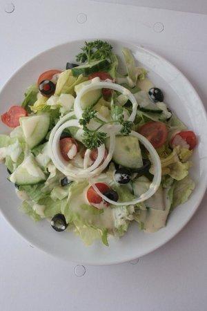 Pico's Restaurant Plettenberg Bay: Salads, Pastas, Burgers, Fish & Pizzas