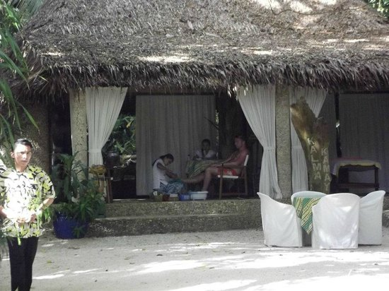 Coco Grove Beach Resort : Good spa and wellness centre