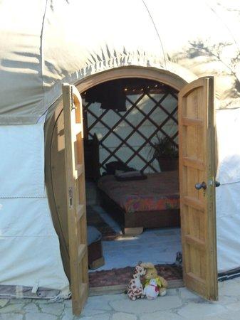 Yurts Tarifa: home sweet home