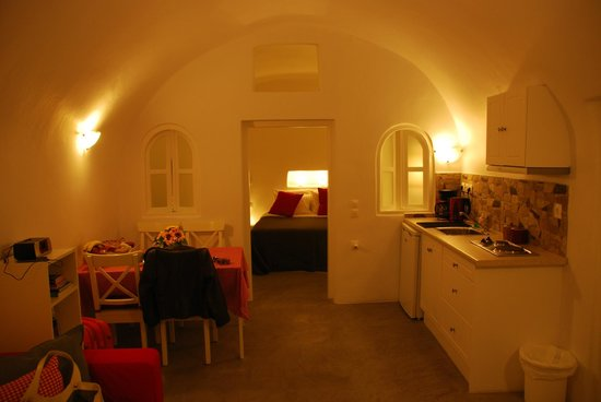 Helianthus Suites: The interior