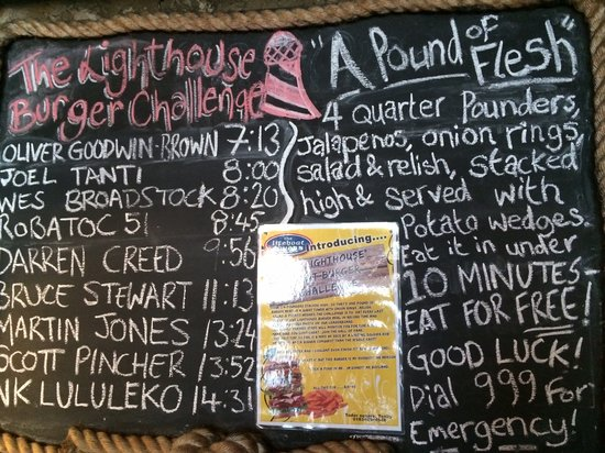 The Lifeboat Tavern: The challenge