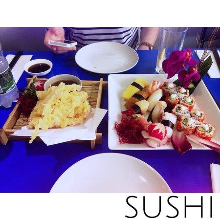 Zaibatsu: Selection of sushi