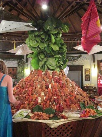 Karafuu Beach Resort and Spa: Ceba di natale