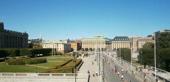 Palais royal : Вид  со смотровой площадки