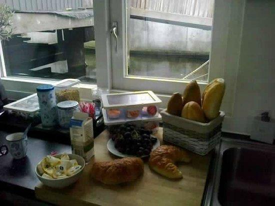 Bed Breakfast Boat: Colazione