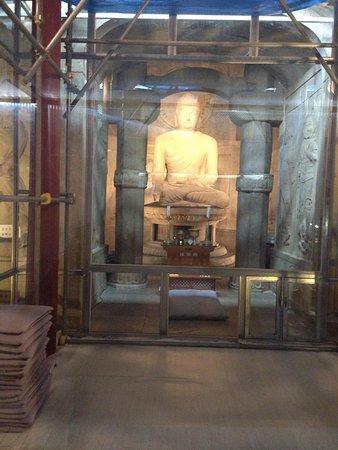 Seokguram: Photo of buddha
