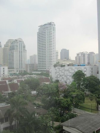 BelAire Bangkok: View from the room