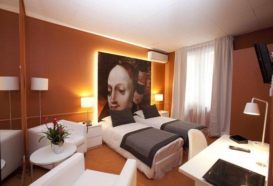 Hotel Cecyl: CHAMBRE TWIN