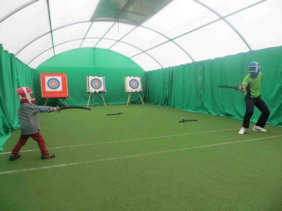 Kiln Park Holiday Centre - Haven: Fencing