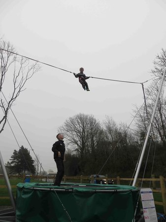 Kiln Park Holiday Centre - Haven : Trampoline bungy