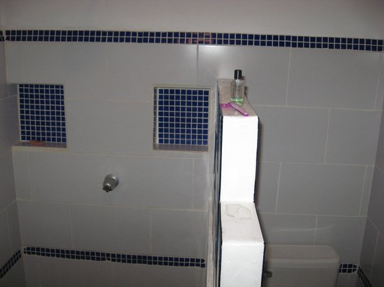 GM Granada Hostel: Bathroom