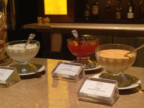 Sheraton Grand Macao Hotel, Cotai Central: Afternoon Snacks