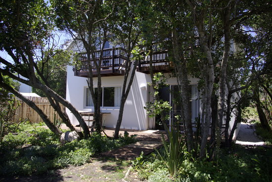 Cape St Francis Resort : Family cottages
